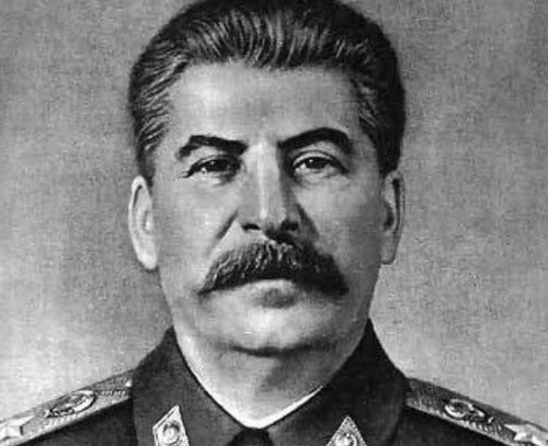 Сталин о националистах