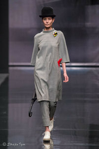 volvo fashion week russia 2014 виктория андрианова