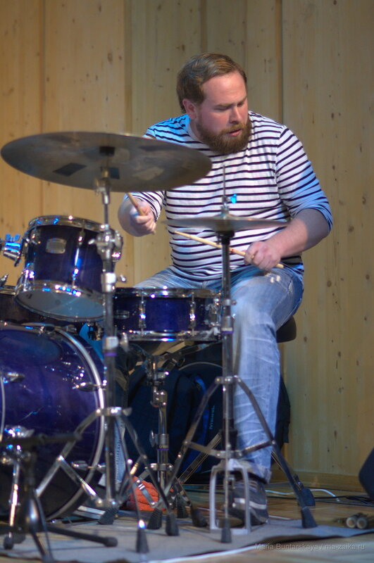 Evgeny Ring Quintet, Саратов, 13 сентября 2016 года