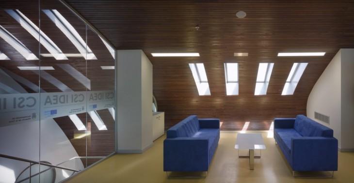 CSI Idea by Ezar Arquitectura y Diseno