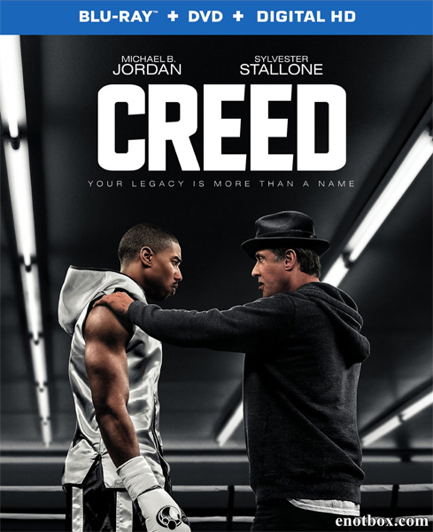Крид: Наследие Рокки / Creed (2015/BD-Remux/BDRip/HDRip)