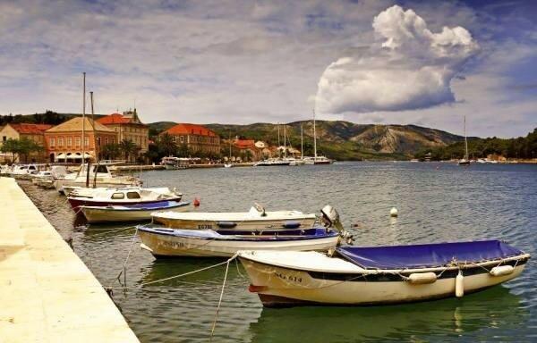 Хорватия, Балканы, туризм