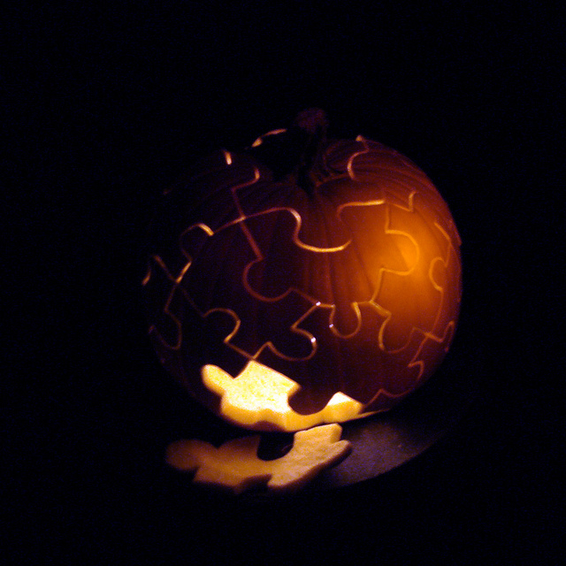 Original Halloween Pumpkin Lanterns