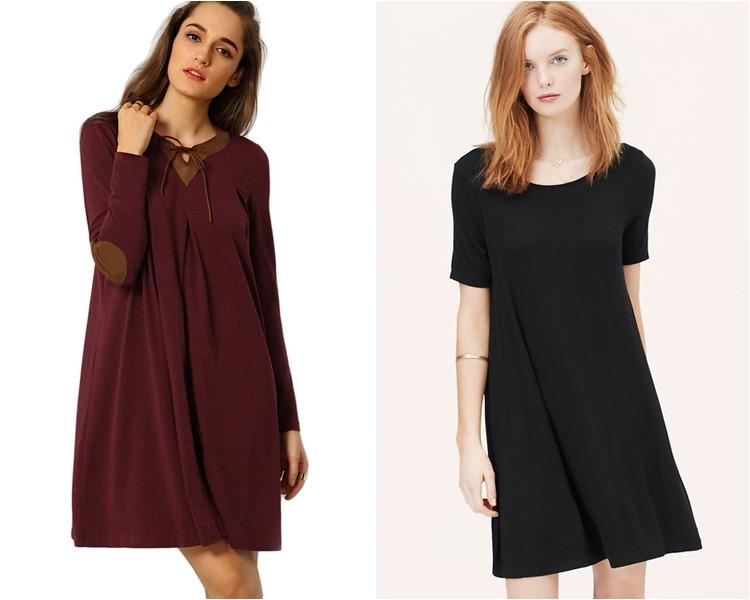 Модные короткие платья 2016 фото 2