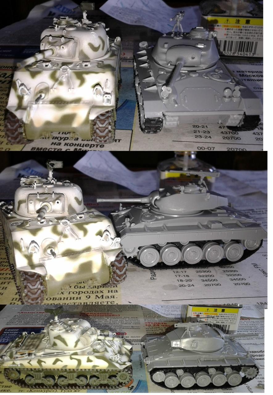 31119 Hasegawa Танк M24 CHAFFEE