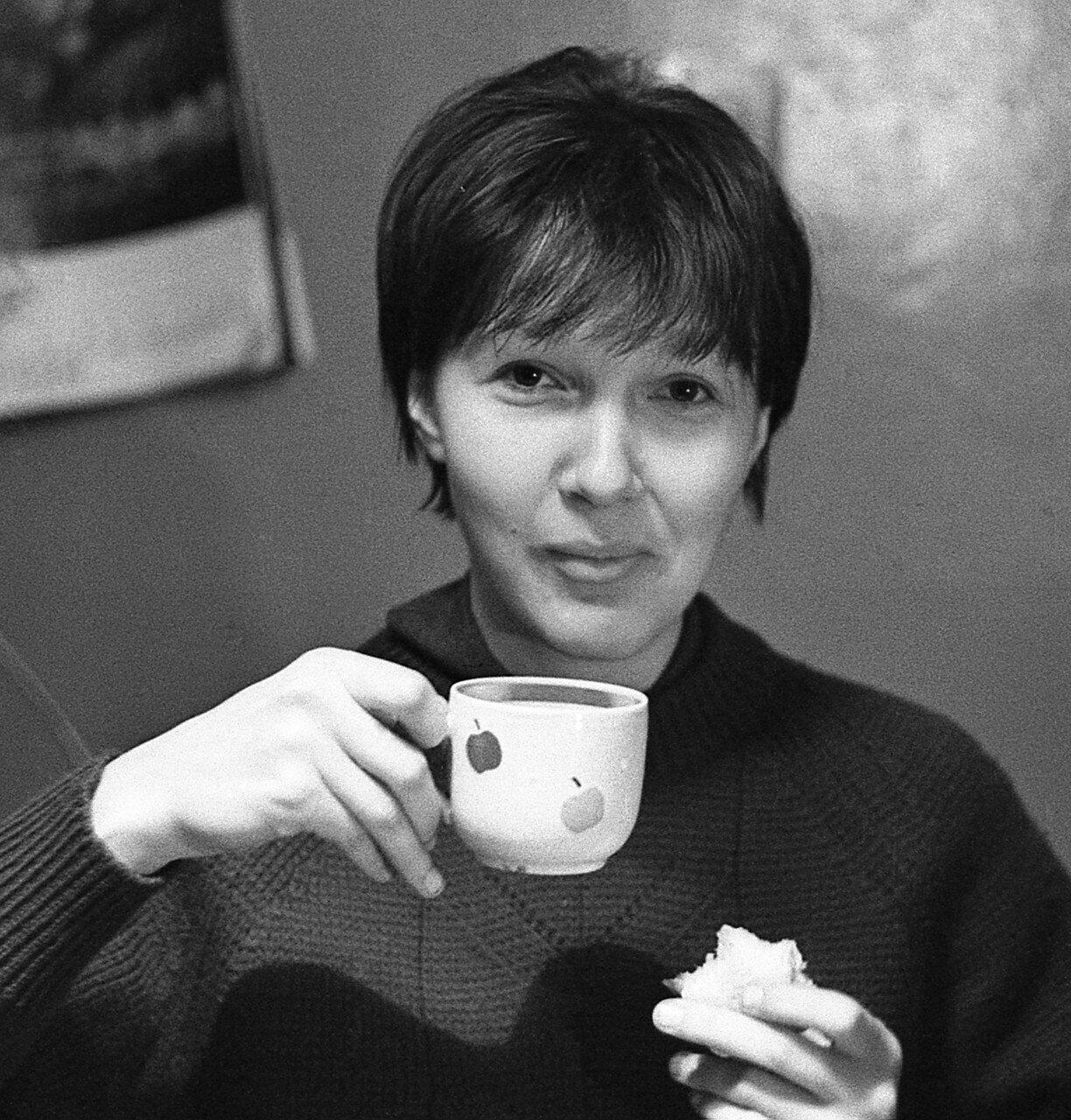 21. Таня Рукавишникова