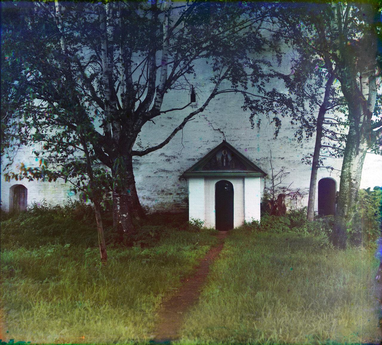 Келия Пр. Иринарха в Борисоглебском монастыре