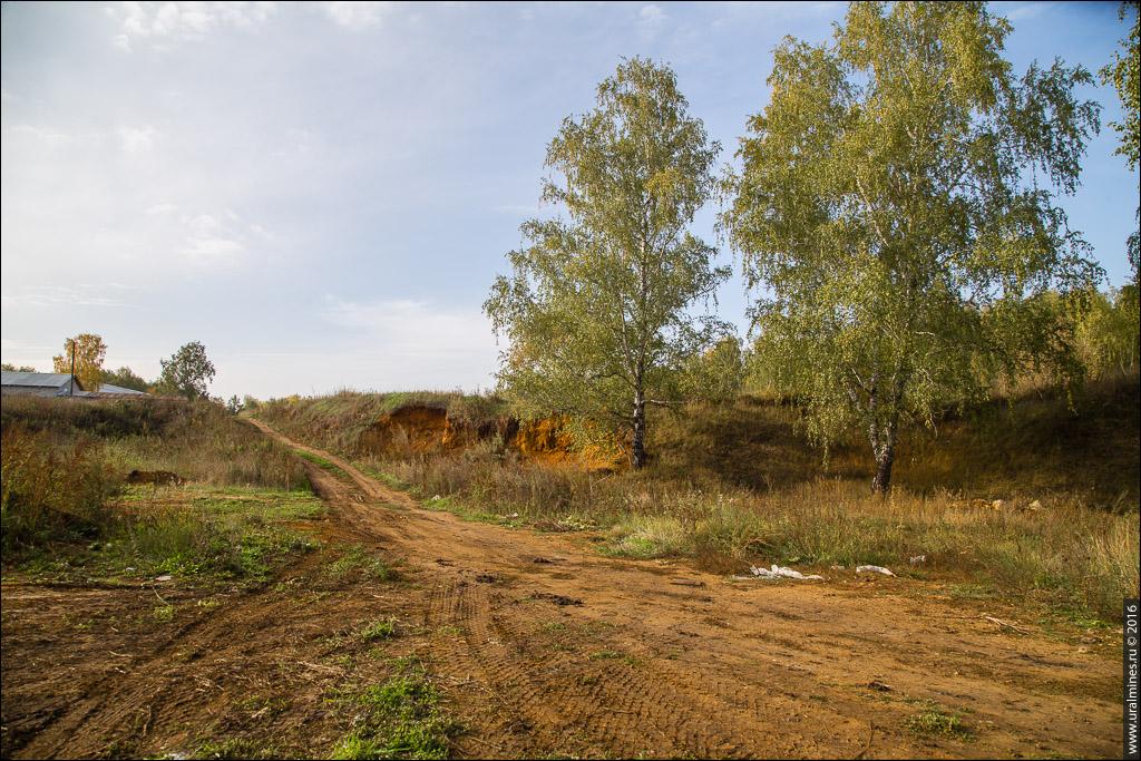 Мартюшевский железный рудник