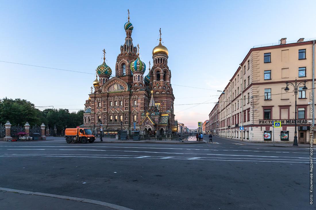 Санкт-Петербург Собор Воскресения Христова