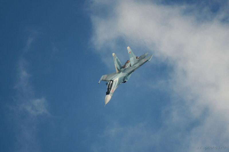 Сухой Су-30 (28 красный) ВКС России 0860_D806115a