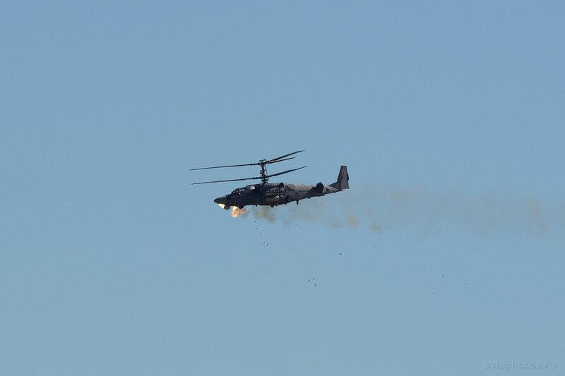 Камов Ка-52 (RF-91113 / 10 синий) ВКС России 0640_D806418