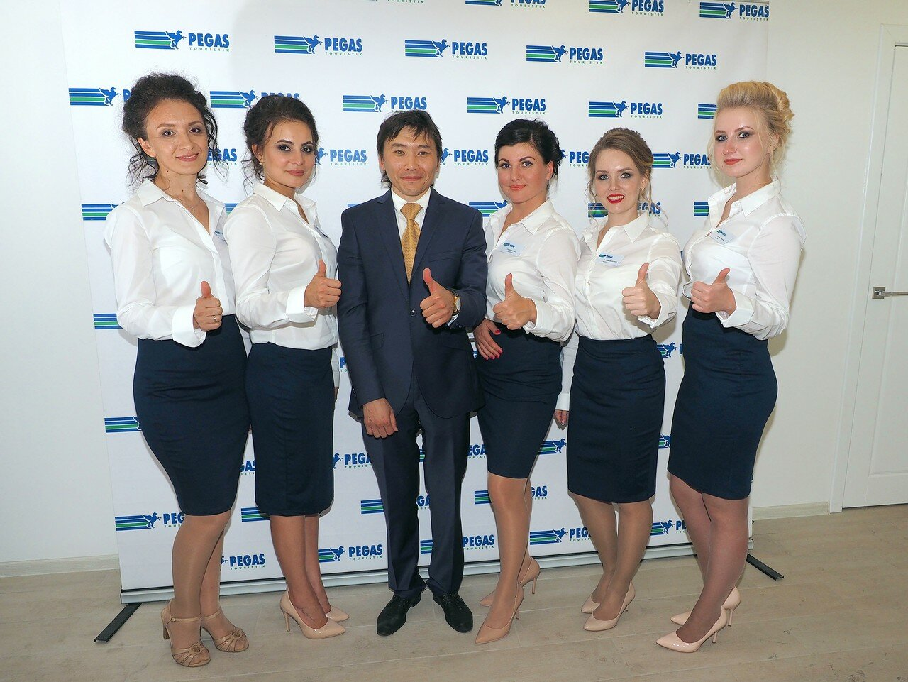90 Открытие нового офиса Pegas Touristik 14.06.2017
