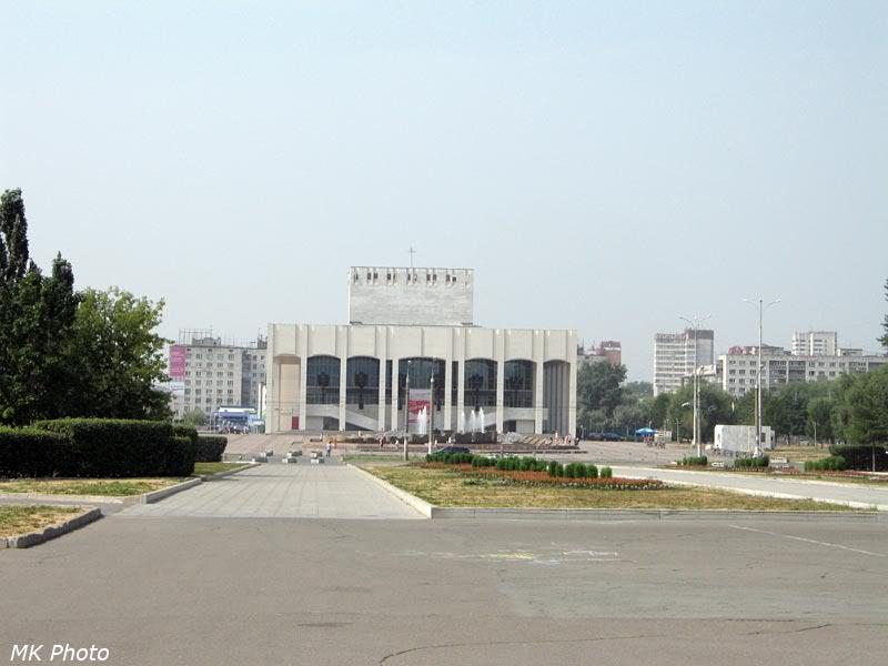 Пермский академический театр