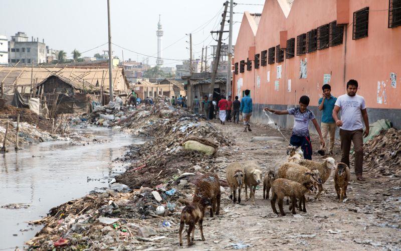 Дакка — самый грязный город мира