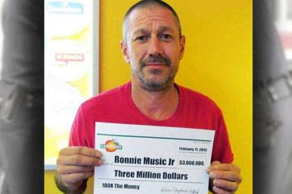 Житель Джорджии после крупного выигрыша в лотерею занялся наркоторговлей