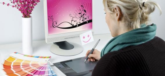 роль графического дизайна