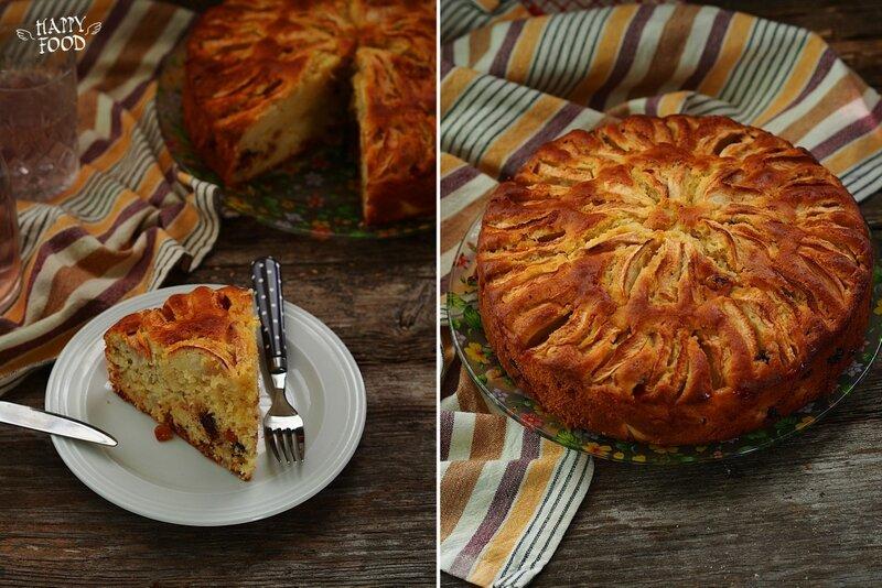 Яблочный пирог Torta di Mele