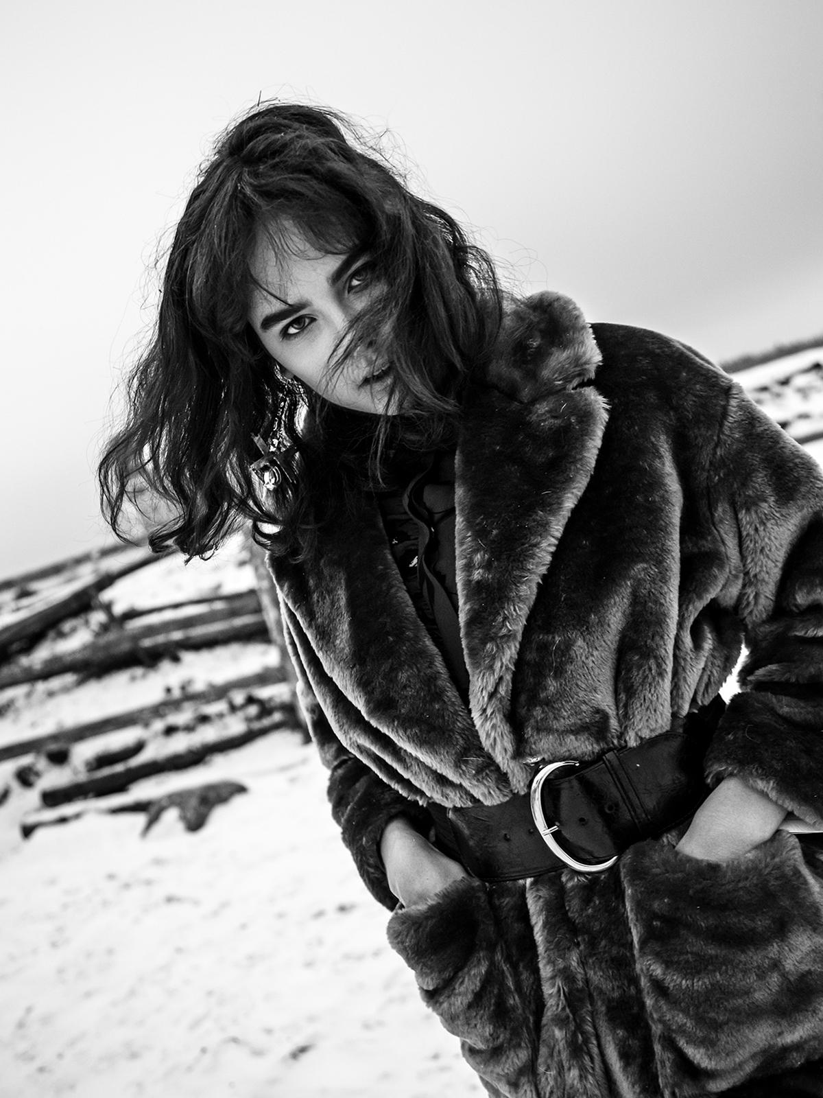 Традиционная русская зима / фотограф Данил Ярошук