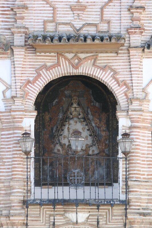 Антекера. Капелла Девы Милосердия (Capilla Tribuna Virgen Socorro)