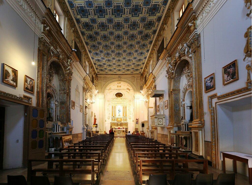Jela. Church of St. Francis of Assisi (Chiesa San Francesco d'assisi)