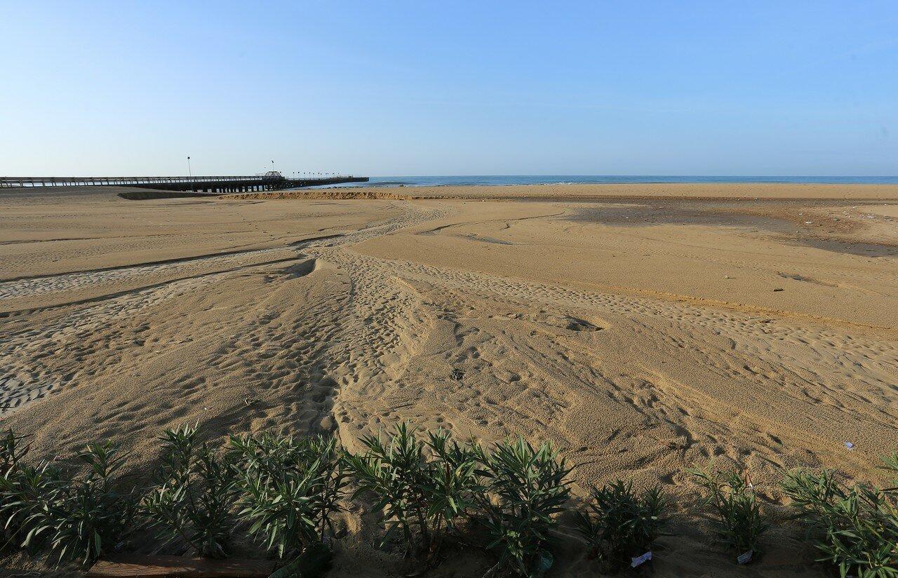 Пляжи Джелы (Lido Eden, Lido Conchiglia)