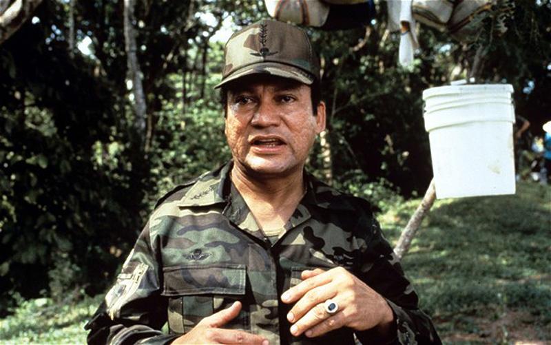 10. Мануэль Норьега, бывший военный диктатор Панамы, был экстрадирован в Париж в 2010 году, чтобы пр