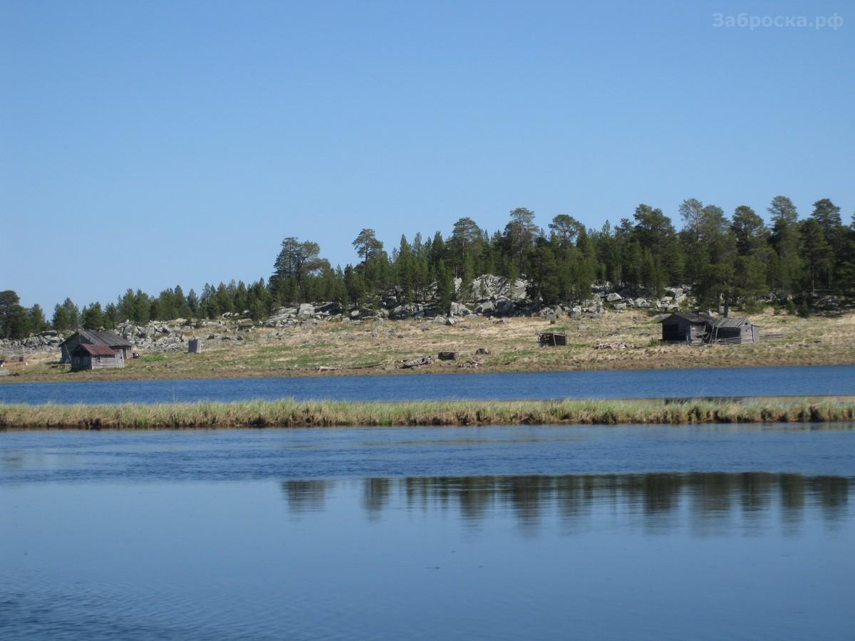 4.? Чальмны-Варрэ (Ивановка) — заброшенный саамо-ижемский поселок (погост). В 70-е годы прошлого век