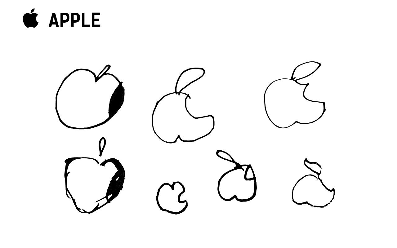 А вы смогли бы нарисовать эти логотипы по памяти? (23 фото)