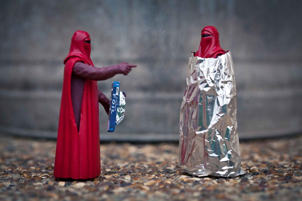 Тайная жизнь злодеев из «Звездных войн»