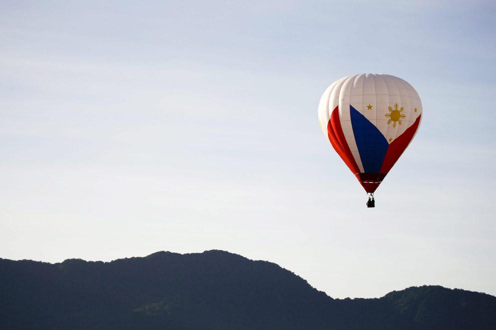 10. Как высоко летает воздушный шар? Текущий рекорд установил 24 октября 2014 года Алан Юстас,