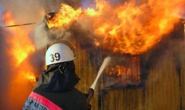 Ребёнок итрое взрослых погибли впожаре наСтаврополье