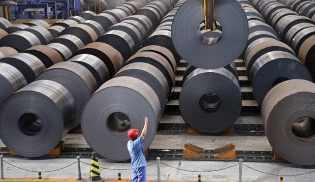 Промышленное производство вКитае вавгусте выросло на6,3%