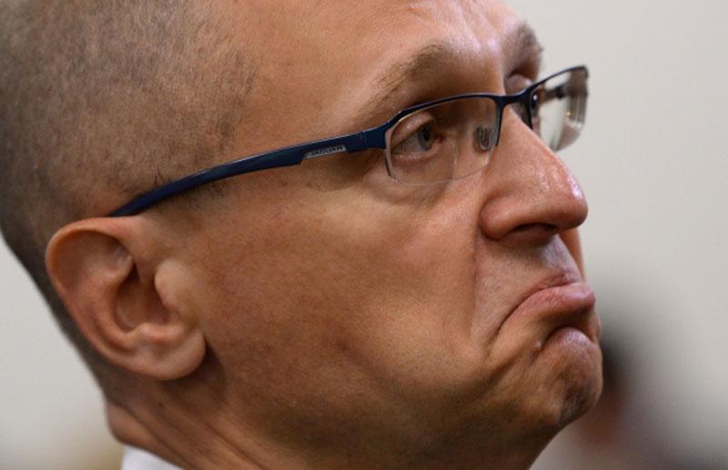 Кремль принял решение утвердить Кириенко надолжность Володина, утверждают СМИ