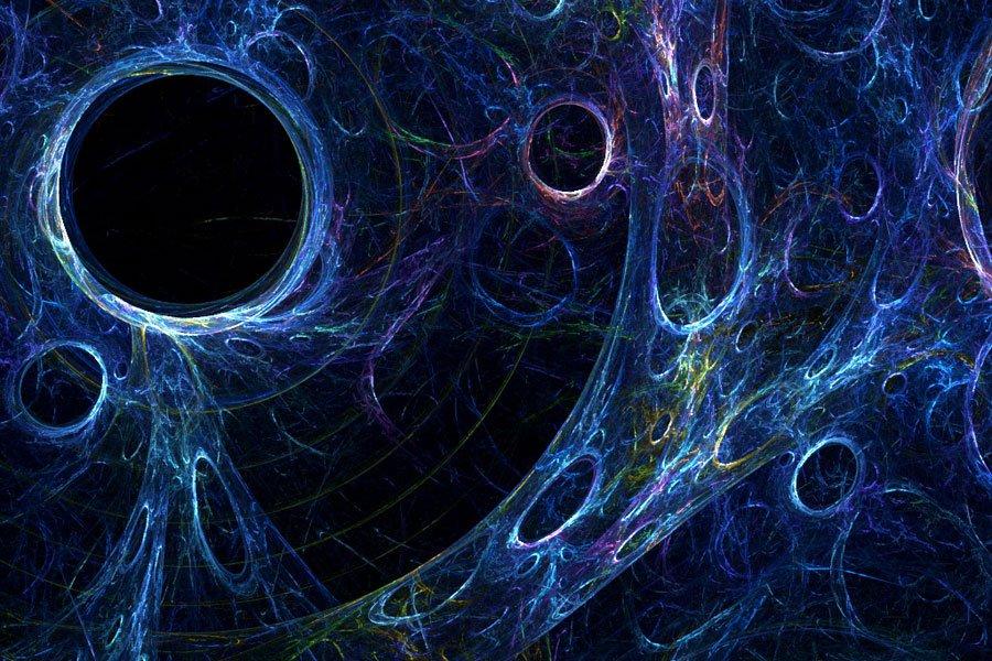 Английские ученые доказали существование черной энергии