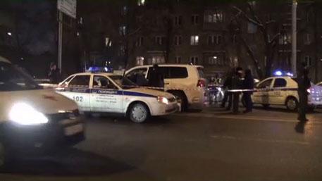 Подозреваемый впокушении надиректора автосервиса в столицеРФ убит при задержании