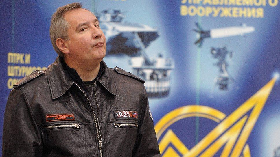 Рогозин объявил онеобходимости полного отказа от иностранных самолётов