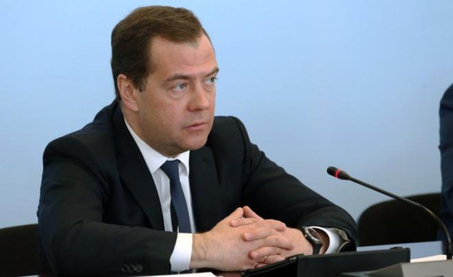 Д. Медведев поздравил геологов спрофессиональным праздником