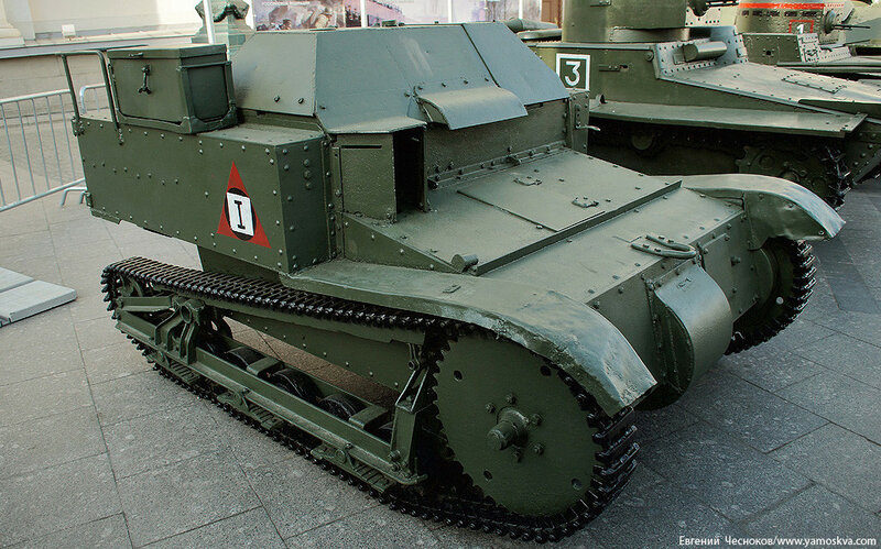 41. Манеж. 08.05.15.Танкетка Т-27...jpg