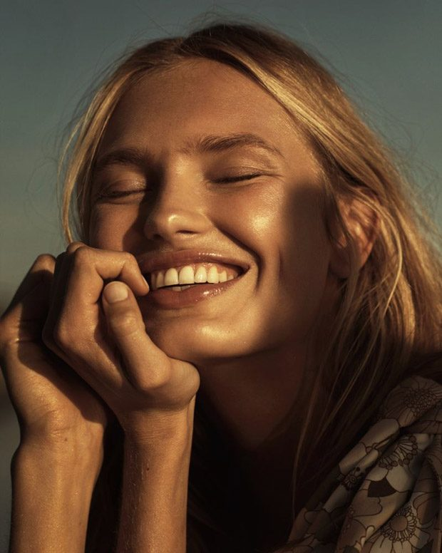 Romee Strijd Stars in Vogue Netherlands June 2017 Cover Story