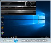 Windows 10 Professional 14393.577 v.1607 VLSC by IZUAL v.7 Русская