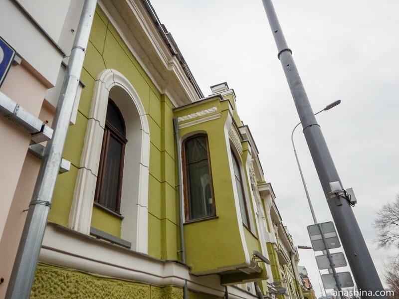 Бывший флигель, дом Смирнова