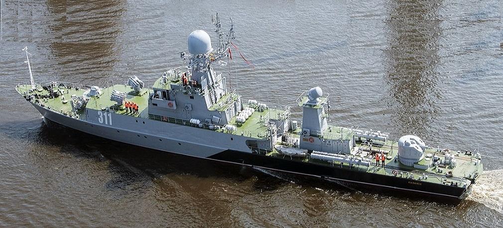 «Адмирал флота Советского Союза Горшков»