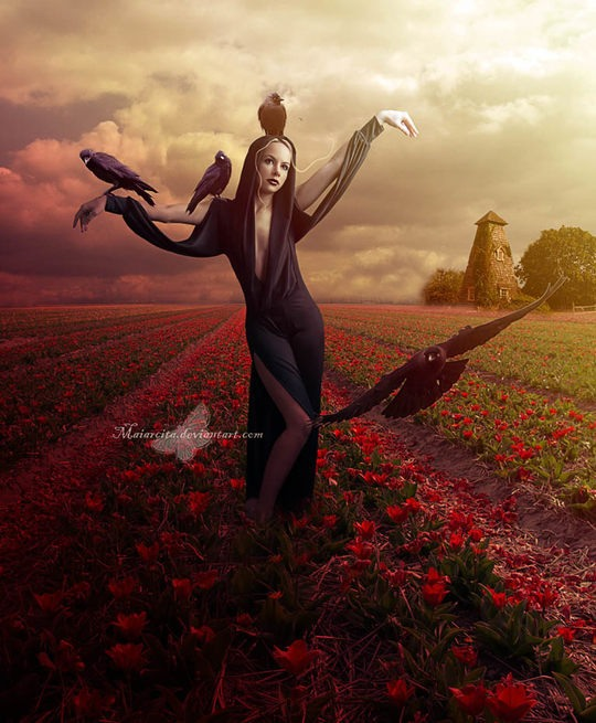 Inspiring Photo Manipulations by Maiarcita