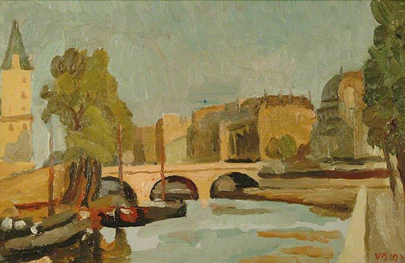 A Bridge, Paris