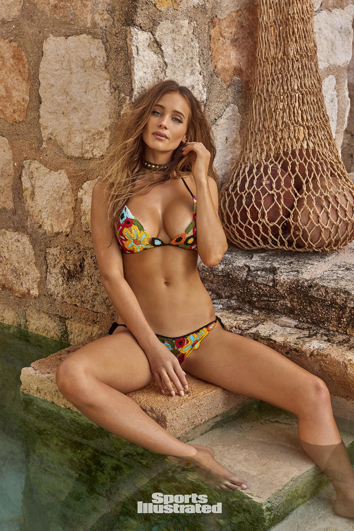 Hannah Jeter / Ханна Джитер в купальниках из новой коллекции Sports Illustrated Swimsuit 2017 issue / in Mexico by Ruven Afanador