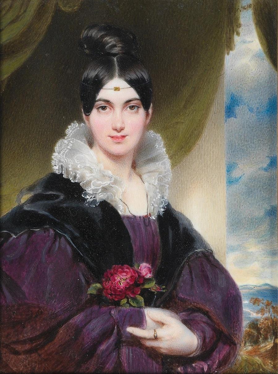 Moritz Michael Daffinger (Vienna 1790–1849)