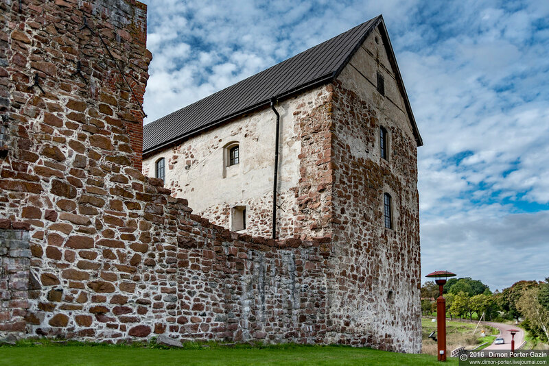 Аланды. Замок Кастельхолм