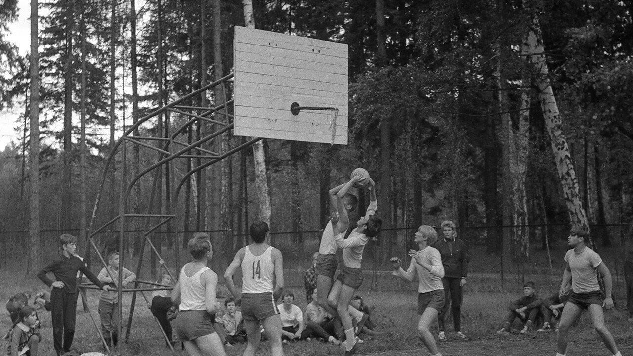 157. Баскетбол