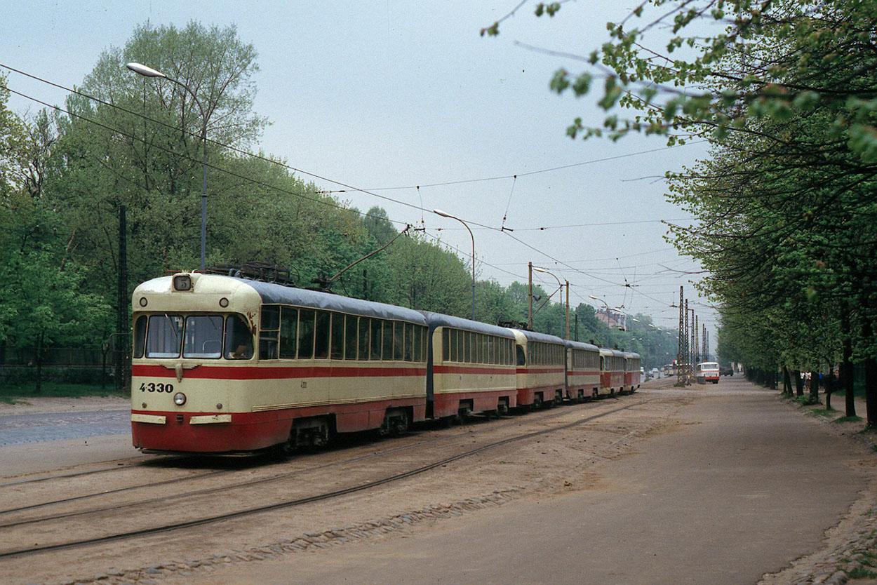 Елгавский проспект
