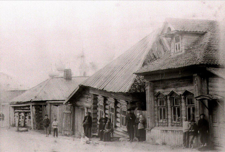 Дома на Никольской улице